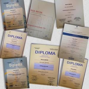 O MENI-diploma
